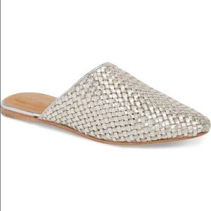 Jeffrey Campbell Dashi Woven Mule Slide Flat 7